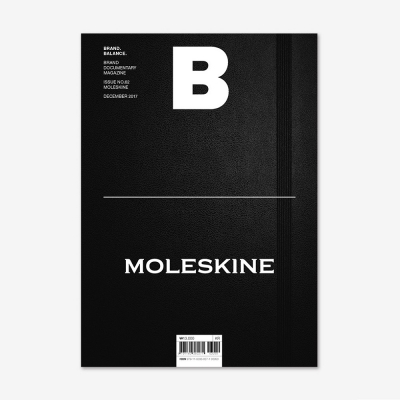 Magazine B Issue No.62 몰스킨(Moleskine)