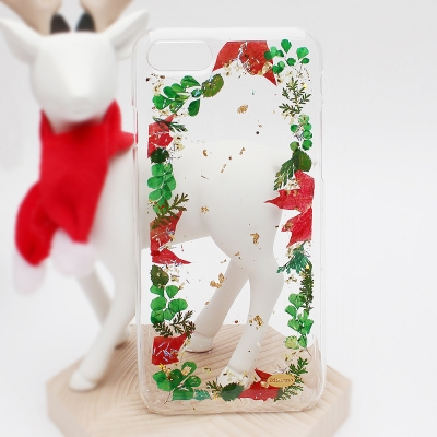 Disegno압화케이스-Christmas Edition ver.2 크리스마스에디션 ver.2