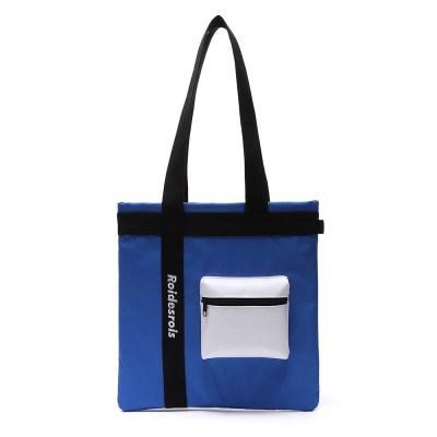 [로아드로아] 3D POCKET SHOULDER BAG (BLUE)_(746778)