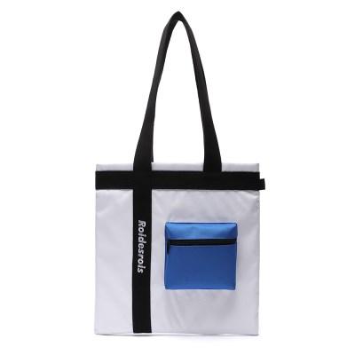 [로아드로아] 3D POCKET SHOULDER BAG (WHITE)_(746776)