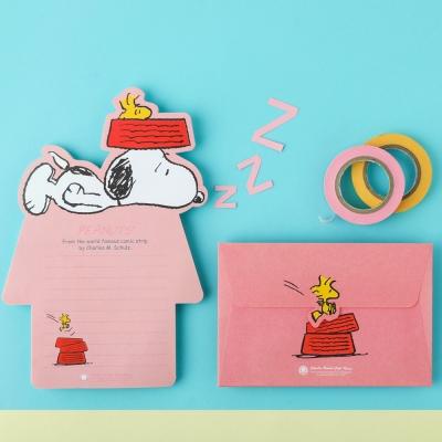 [Peanuts]스누피 편지지