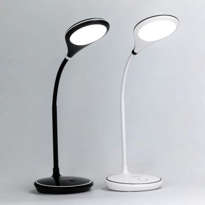 충전식 무선 LED스탠드 색상+밝기조절/각도조절