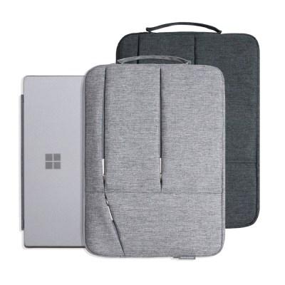 국내산 INTC-324X 멀티포켓 노트북 파우치 가방 13.3형