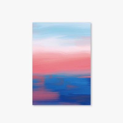 [Nature Watercolor Series] Type C - Sunset