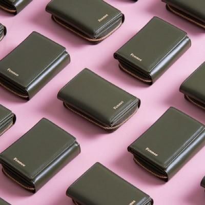 [골드바증정][12/30 예약배송]Fennec Triple Pocket - Khaki