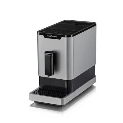 제니퍼룸 컴팩트 전자동 에스프레소머신 실버_JR-EM0212S