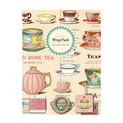 카발리니 빈티지 랩핑 팩 Tea & Sweets