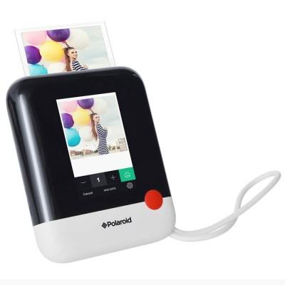 폴라로이드 팝(POP) 즉석카메라(스마트폰 모바일 프린터) White