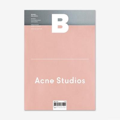 Magazine B Issue No.61 Acne Studios(Eng.version)