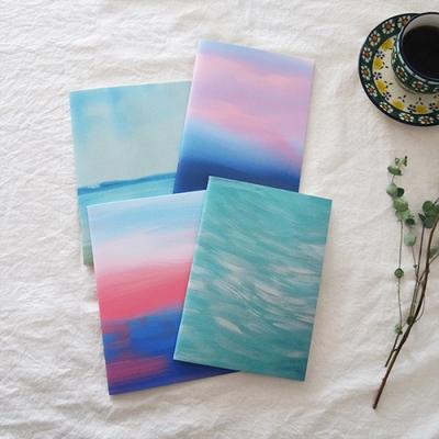 [4권SET] Nature Watercolor Series