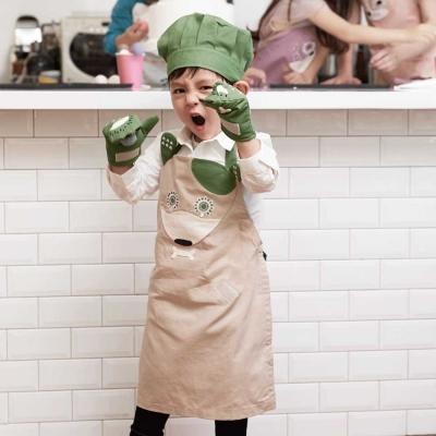 DODO apron set for kids