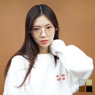 5008 동글 안경 (4colors)