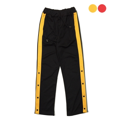 Side Snap Track Pants (2color)