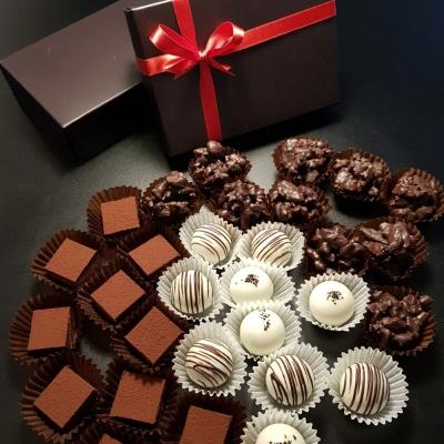 달콤한 정성만들기 발렌타인데이 초콜릿