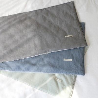멜란 솜샤시 베개커버 50x70cm
