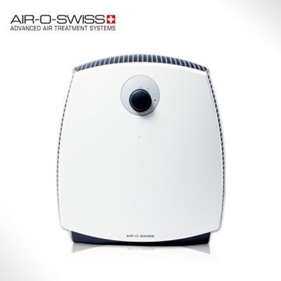 에어로스위스 공기청정가습기 기계식 화이트_AOS-2055/에어워셔