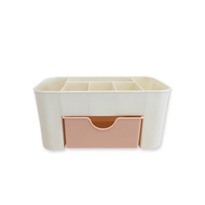 [일상연구소] 미니 화장품 정리함 1+1 핑크/그린