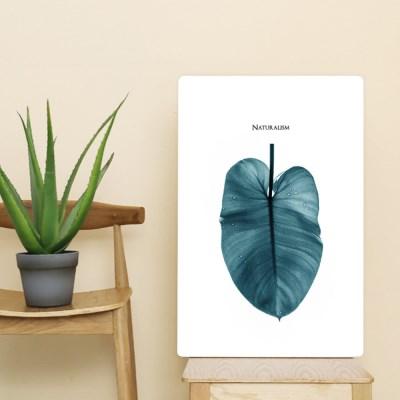 포스터 액자테이블(자연주의)