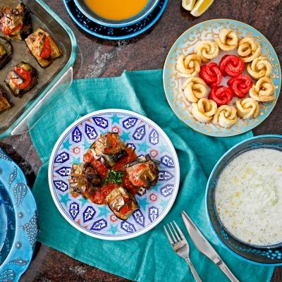 [텐텐클래스] (강남) 세계 3대 요리, 터키 가정식 배우기