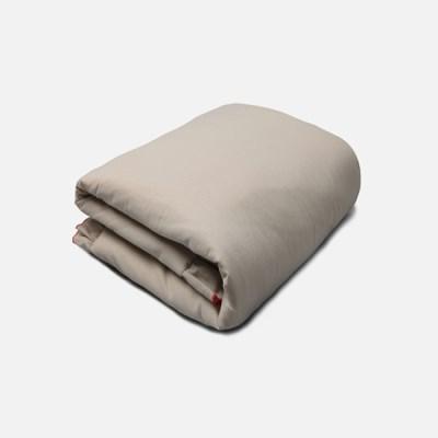 [룰라바이] Soft Linen Beige Comforter 린넨 베이지 차렵이불