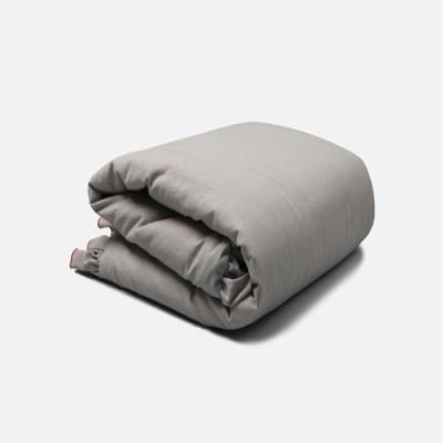 [룰라바이] Soft Linen Grey Comforter 린넨 그레이 차렵이불