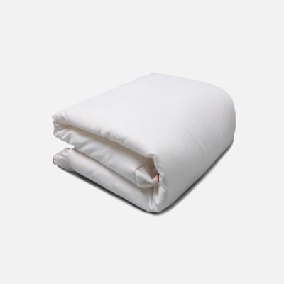 [룰라바이] Soft Linen White Comforter 린넨 화이트 차렵이불