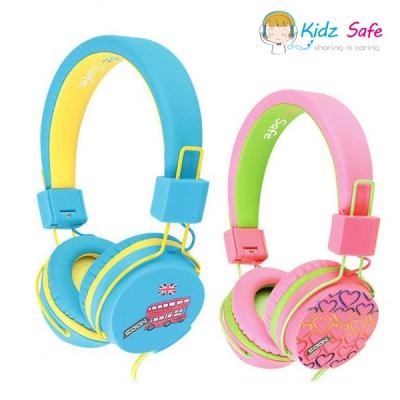 GOON 어린이 청력보호 키즈 헤드폰 85db GHP-K85