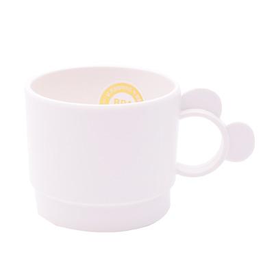 디즈니 미키 공간효율컵(아이보리)