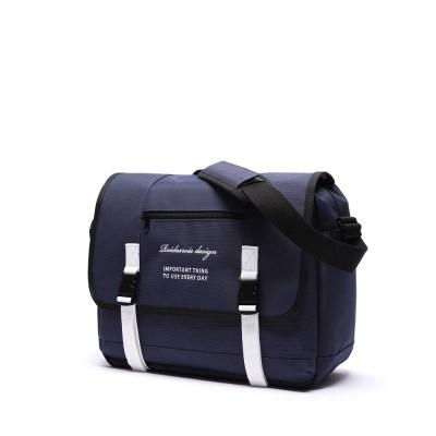 [로아드로아] CLAP MESSENGER BAG (NAVY)_(778015)