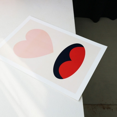 A3 POSTER - 01. The Birth of Heart