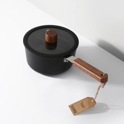 블랙우드 인덕션 편수냄비 18cm
