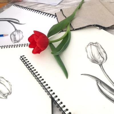 [텐텐클래스] (이태원) 내 손에서 피어나는 꽃 한송이
