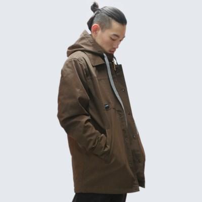 슈가포인트 남자 코치 스타일 보드 자켓 COACH 59 J - BROWN