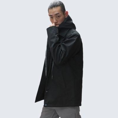 슈가포인트 남자 코치 스타일 보드 자켓 COACH 59 J - BLACK
