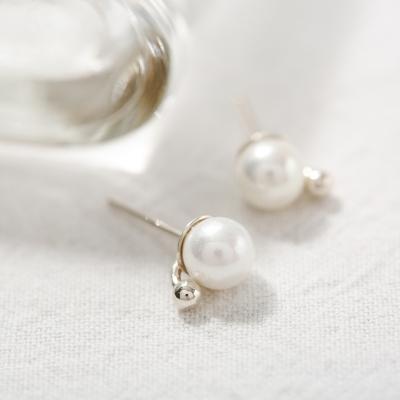(6월 탄생석)basic pearl