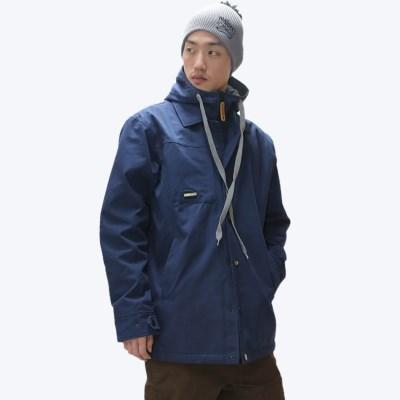 슈가포인트 남자 코치 스타일 보드 자켓 COACH 59 J - NAVY