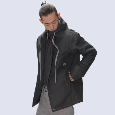 슈가포인트 남자 코치 스타일 보드 자켓 COACH 59 J - D.GREY
