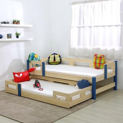 파파브라운 밤비 슬라이딩 침대