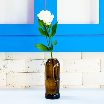 에델바이스 꽃병