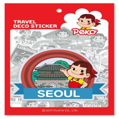 페코 트래블데코스티커 1 서울1