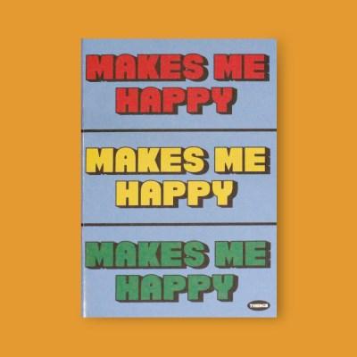 CAMPUS NOTE_HAPPY