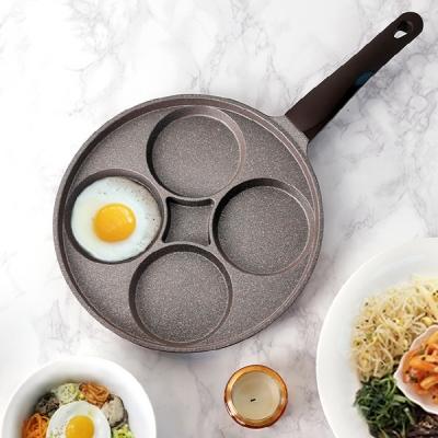 윤식당 4구 에그팬 계란 후라이팬 인덕션 가능_(1768574)