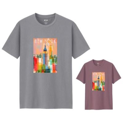PRSN ARTWORK T-shirts S418