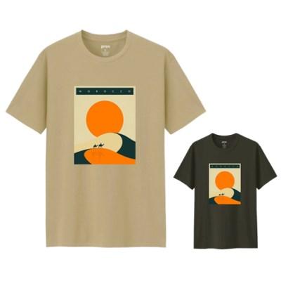 PRSN ARTWORK T-shirts S419