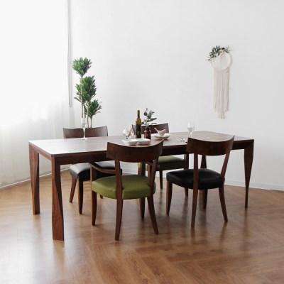 [헤리티지월넛] A6 식탁/테이블 세트