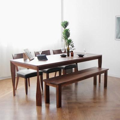 [헤리티지월넛] A5 식탁/테이블 세트