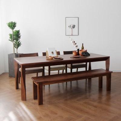 [헤리티지월넛] A2 식탁/테이블 세트