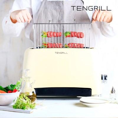 텐그릴 토스터 크림 TGK17-G10 생선토스트기 에어프라이어