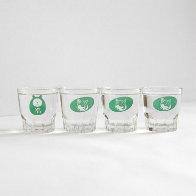 소주잔 set 4pcs - 4type