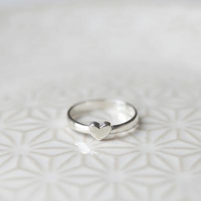 퓨어하트 Ring (silver925)